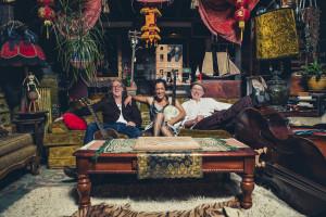 Evie Ladin Band w/ Keith Terry & Erik Pearson