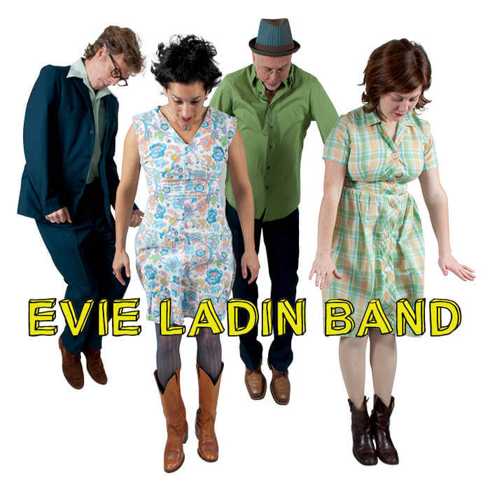HARDCOPY – Evie Ladin Band
