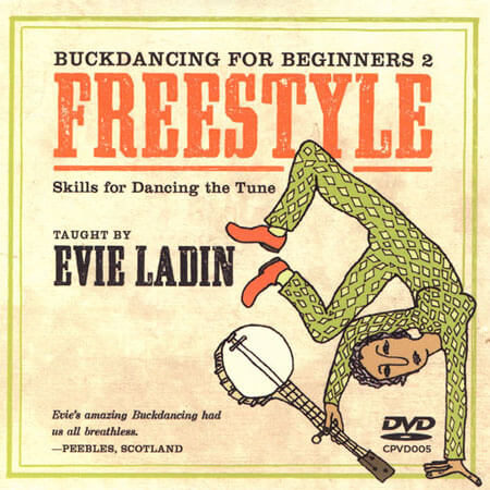 DIGITAL DOWNLOAD – Buckdancing for Beginners 2: Freestyle